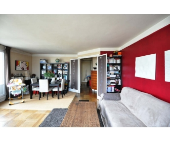 Appartement 59 m² de 2 Pièces en très bon état. 2