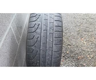 4 pneus hiver montés sur jantes 2