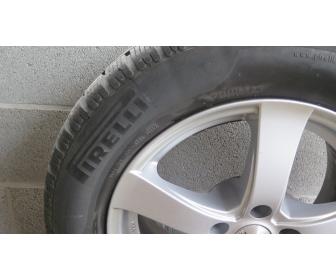 4 pneus hiver montés sur jantes 3
