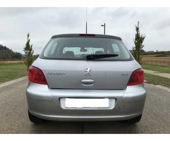 Voiture Peugeot 307 occasion à vendre 2