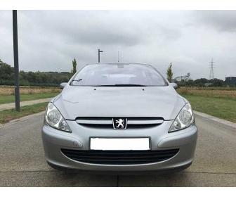 Voiture Peugeot 307 occasion à vendre 1