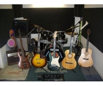 Cours Guitare - Basse & Batterie 1