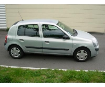 Renault Clio ii (2) 1.5 dci 65 ch 1