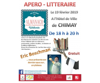 APERO-LITTERAIRE CHIMAY 1