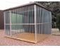 Vente d'enclos, cage ou box extérieur